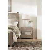 Miramar Carmel Caspian 2 Drawer Nightstand by Hooker Furniture