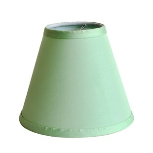 Best Price 6 Satin Empire Lamp Shade By Symple Stuff