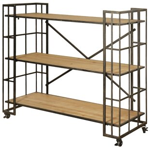 17 Stories Branca Standard Bookcase
