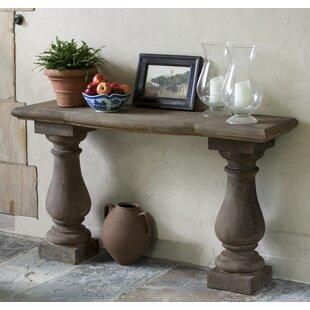 One Allium Way Guidinha Console Table