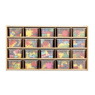 Best 20 Compartment Cubby By Young Time