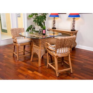 Read Reviews Pringle Dining Table (Set of 2) By Bay Isle Home