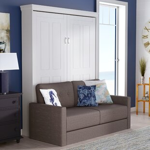 Comparison Sunset Dune Queen Upholstered Murphy Bed by Longshore Tides Reviews (2019) & Buyer's Guide