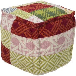 Kuehl Pouf by Bungalow Rose