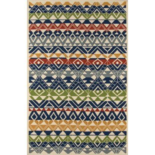 Madison Hand-Hooked Indoor/Outdoor Area Rug