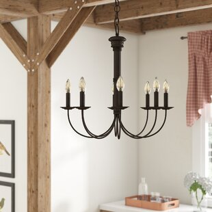 Lark Manor Savoie 8-Light Chandelier