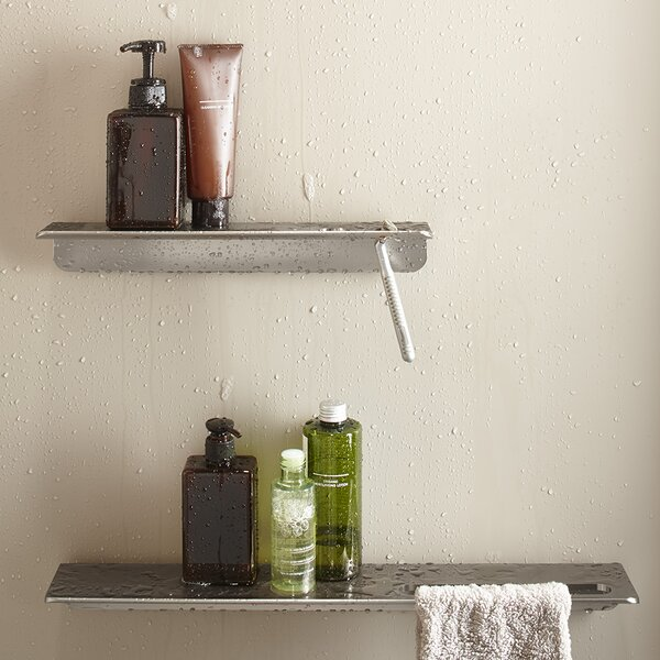 goshelf in don shower instead easy glue shelf t an install wall