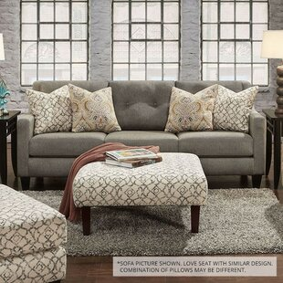 Hermann Loveseat by Darby Home Co