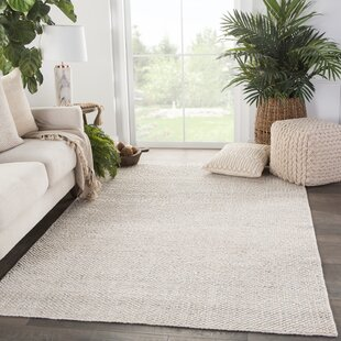 Seren Handwoven Flatweave Ivory/Gray Indoor/Outdoor Area Rug