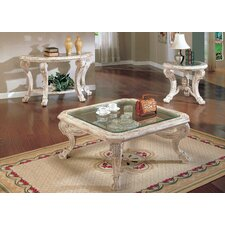 Alaskan Coffee Table Set by Astoria Grand