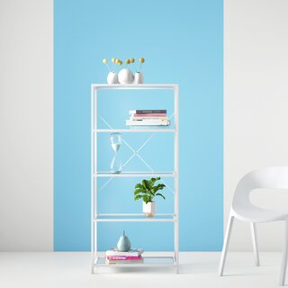 Archer 5-Tier Etagere Bookcase by Hashtag Home SKU:CC469520 Order