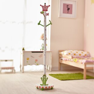 Fantasy Fields Princess & Frog Coat Rack