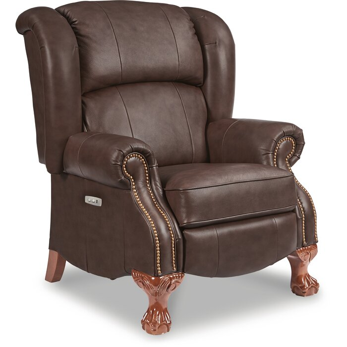 Buchanan Leather Recliner
