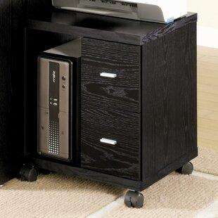 Zipcode Design Coolidge Mobile Printer Stand