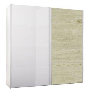 Kami 2 Door Sliding Wardrobe By Ebern Designs