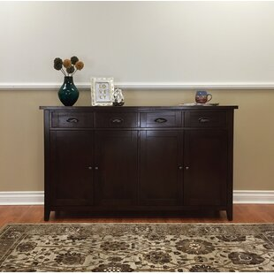 Fella 4 Drawers Sideboard