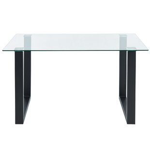 Shauna Contemporary Dining Table Wrought Studio