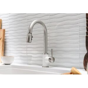 Blanco BLANCO SONOMA? with Pull-Down Spray 1.5 GPM Silgranit