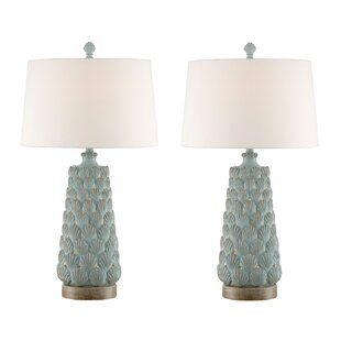 Harry Seashell 33 Table Lamp (Set of 2)