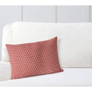 Macedo Cotton Lumbar Pillow