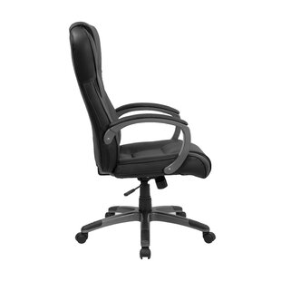 Pericles High Back Executive Chair by Symple Stuff Amazing