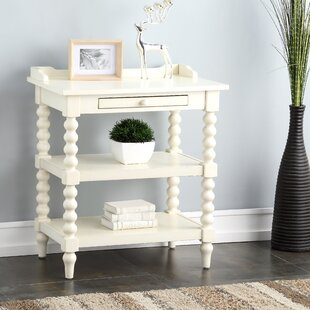 Top Clive 1 Drawer Nightstand By Highland Dunes