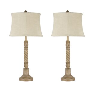 Ophelia & Co. Keifer 31'' Table Lamp (Set of 2)