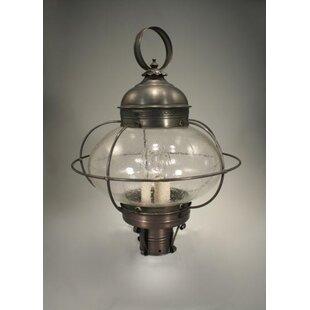Longshore Tides Gary 3-Light Lantern Head