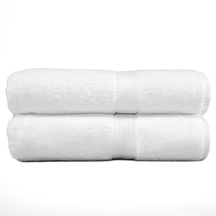 Lyme 2 Piece Bath Towel Set (Set of 2)