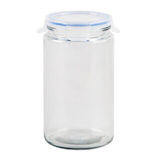 Fresh and Seal Kitchen Canister