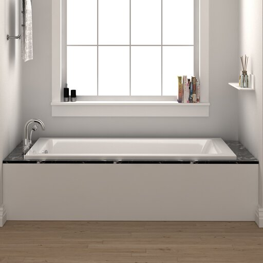 soak b door wib series premium tub gelcoat left in prem american soaking inch bathroom drain and walk baths bathtub hand x