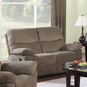 Farrah Reclining Loveseat by Wildon Home ?