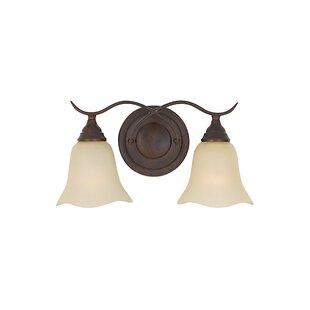 Buying Dakota 2-Light Vanity Light By Charlton Home
