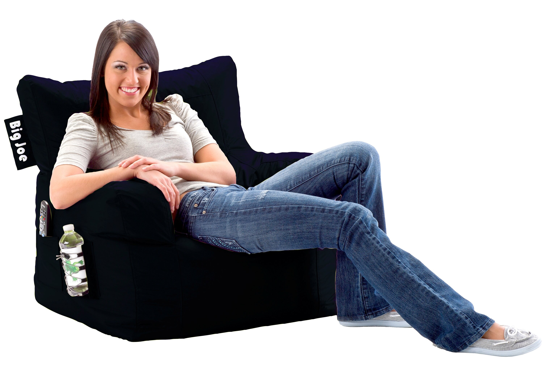 Comfort Research Big Joe Dorm Personalized Bean Bag Chair Reviews