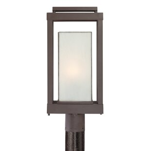 Millbrook Outdoor 1-Light Incandescent Lantern Head