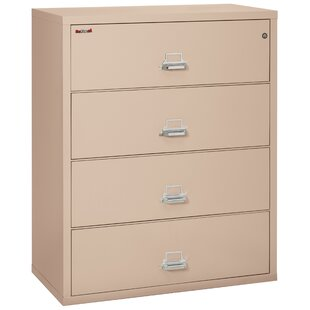 FireKing Fireproof 4-Drawer Ve..