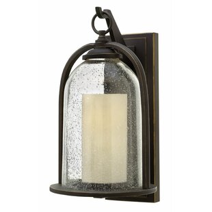 Ardean 1-Light Outdoor Wall Lantern