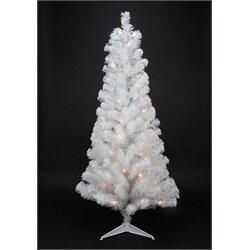 4ft White Christmas Tree | Wayfair