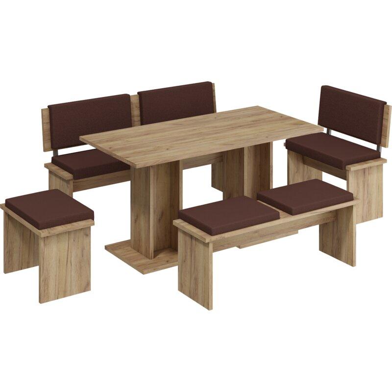 ModernMoments Sitzbank Topsham Aus Holz