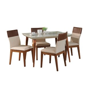 Lemington 5 Piece Dining Set Best #1