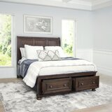 Chilmark Platform Solid Wood 4 Piece Bedroom Set by Darby Home Co
