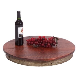 Wine Cork Lazy Susan Wayfair