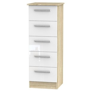 Chesler 5 Drawer Chest By 17 Stories