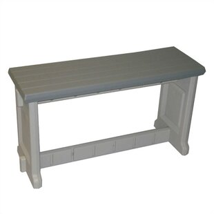 Plastic Picnic Bench