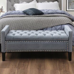 Tess Upholstered Storage Bench