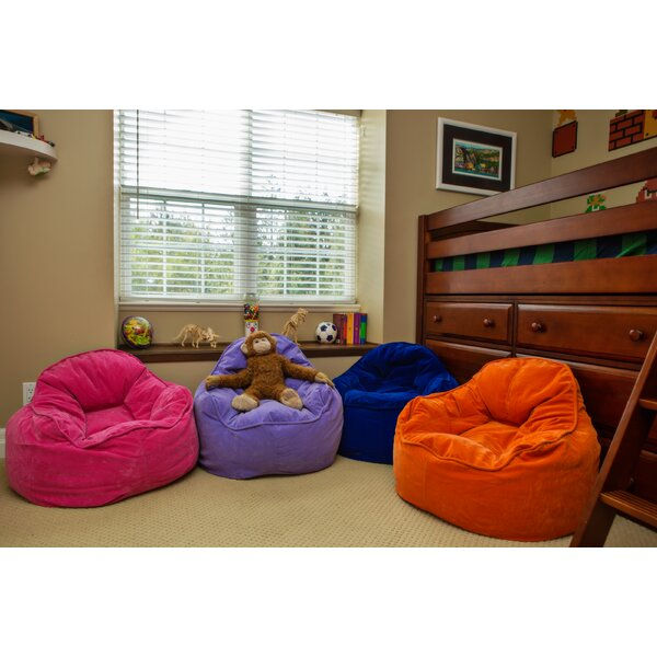 Modern Bean Bag Mini Me Pod Bean Bag Chair & Reviews | Wayfair