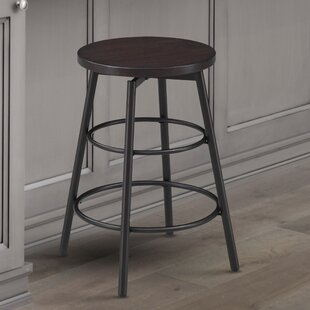 Duncan 25 Swivel Bar Stool by Williston Forge