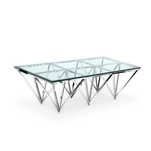 Luverne Coffee Table by Orren Ellis