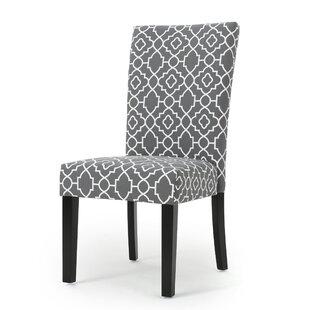 Kinkead Upholstered Dining Chair (Set of 2)