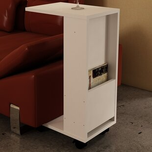 Chance End Table by Ebern Desi..